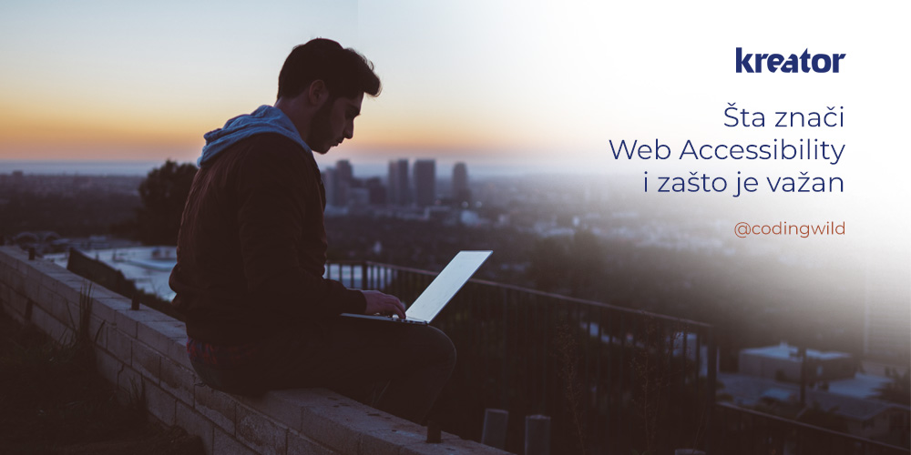šta znači web accessibility
